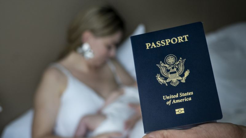 ABD'den 'Doğum Turizmi'ni Kısıtlayacak Yeni Vize Uygulaması