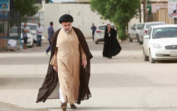 Sadr'dan ABD'nin Irak'tan çıkması için 'milyonluk yürüyüş' çağrısı