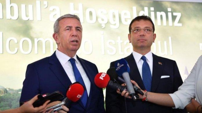 AKP'den büyükşehir belediyelerine bir müdahale daha! Hedef Ekrem İmamoğlu ve Mansur Yavaş !