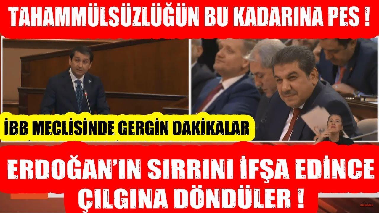 Erdoğan'ın Sırrını İfşa Edince AKP'liler Masaya Vurarak Çılgına Döndüler !