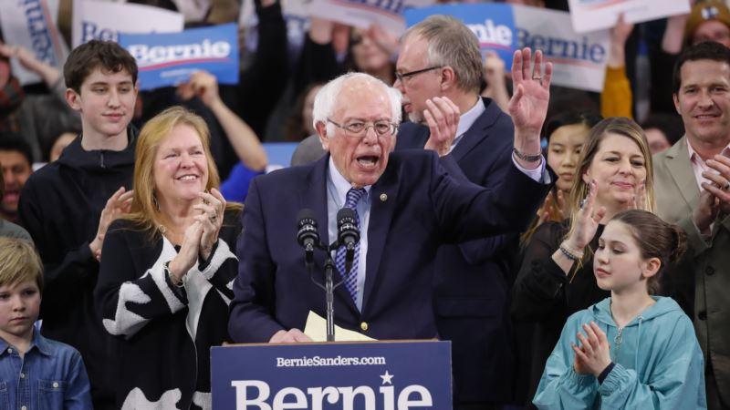 New Hampshire'da Sanders Az farkla Kazandı