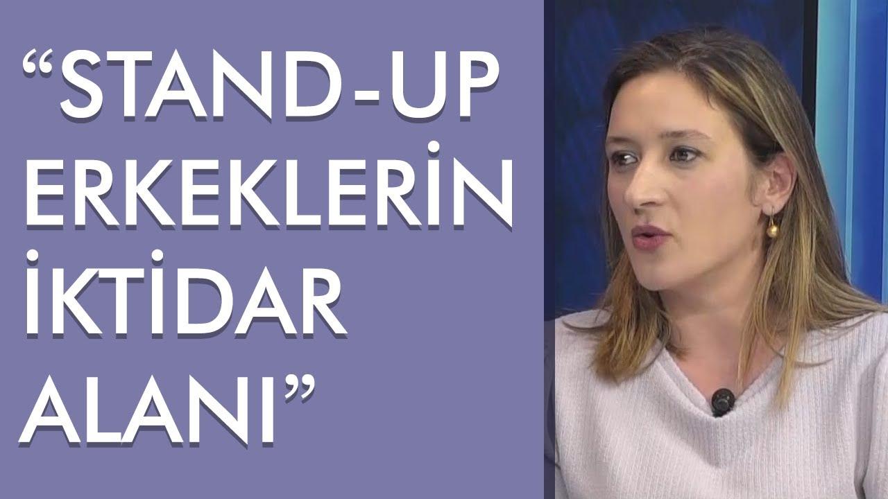 Stand-Up ve kadınlık hali: Sıfır Makyaj – Tele Kültür (22 Şubat 2020)