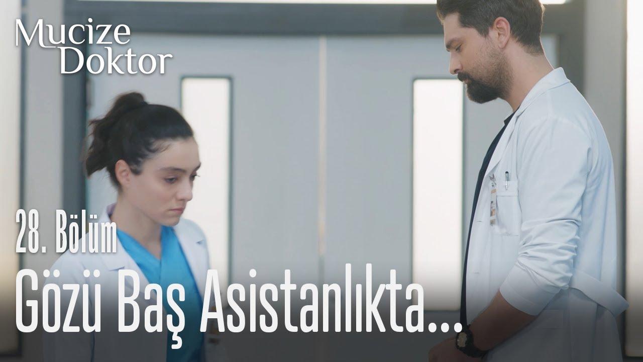 Damla'nın gözü baş asistanlıkta! – Mucize Doktor 28. Bölüm