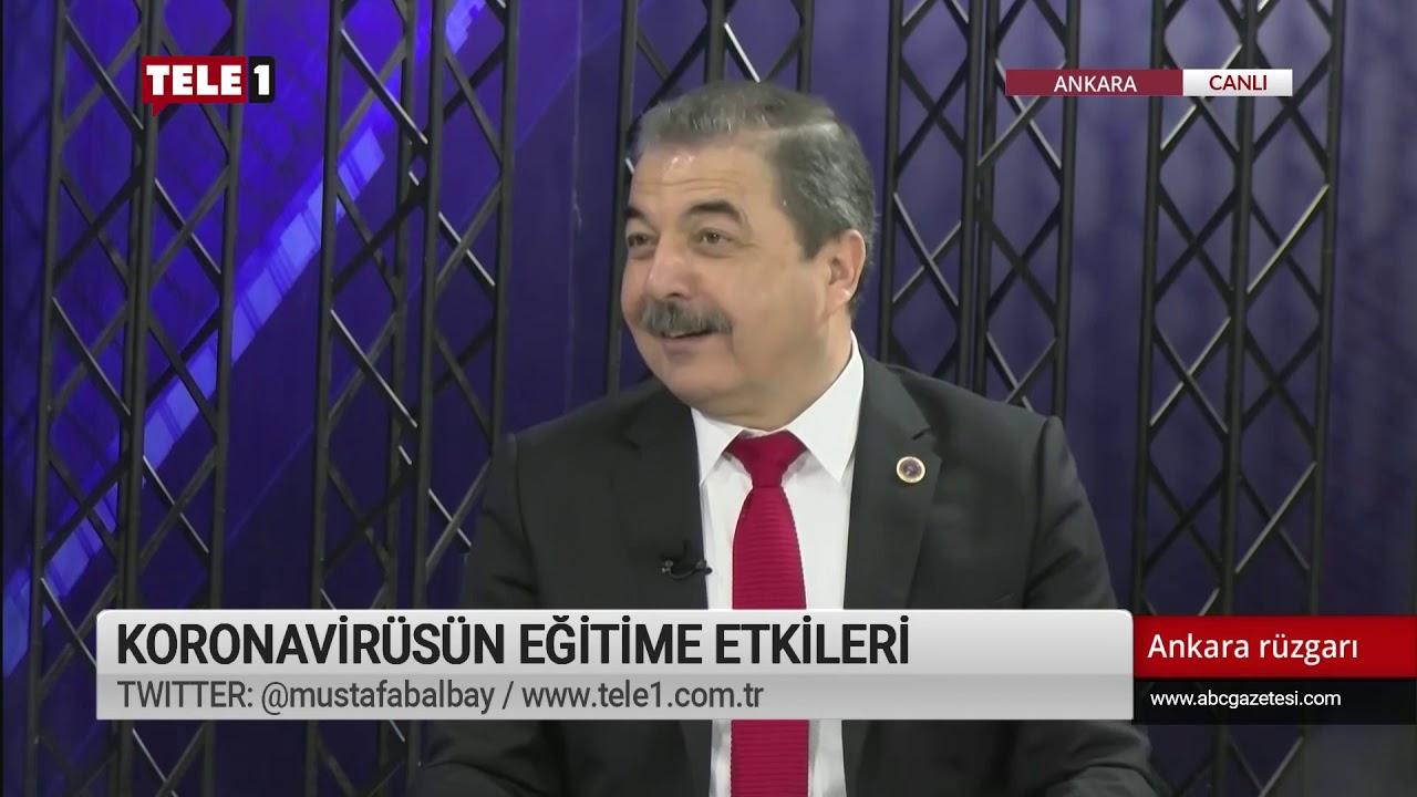 Eğitimde fırsat eşitliği – Ankara Rüzgarı (29 Mart 2020)