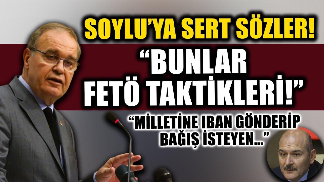 Faik Öztrak Süleyman Soylu İçin Çok Sert İfadeler Kullandı!