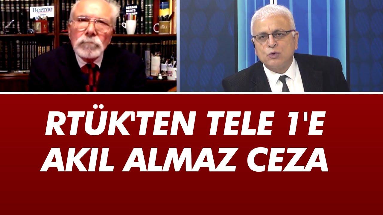 RTÜK'ten TELE 1'e akıl almaz ceza