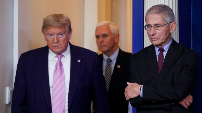 Trump: 'ABD'de Önümüzdeki Haftalarda Çok Can Kaybı Olacak'