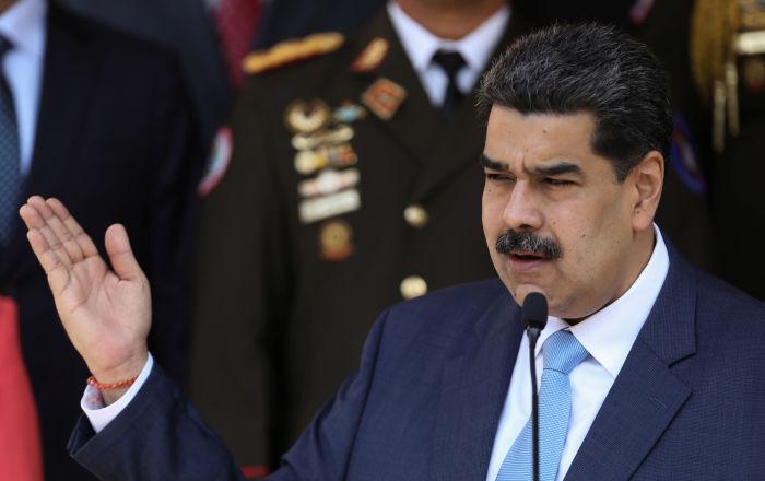 Benzin zammı açıklayan Maduro: Bu bir savaştır
