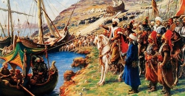 İstanbul'un Fethi'nin 567. yıl dönümü kutlanıyor! İşte İstanbul'un Fethi tarihi…