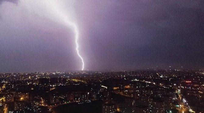 Meteoroloji'den İstanbul uyarısı: 3 gün sağanak