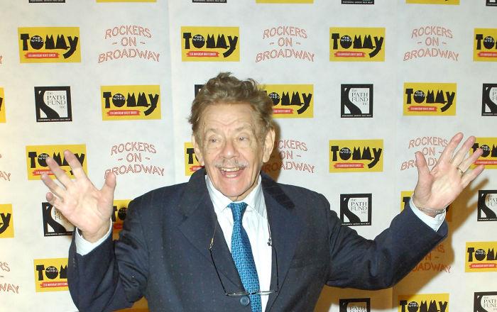Ünlü oyuncu Jerry Stiller yaşamını yitirdi