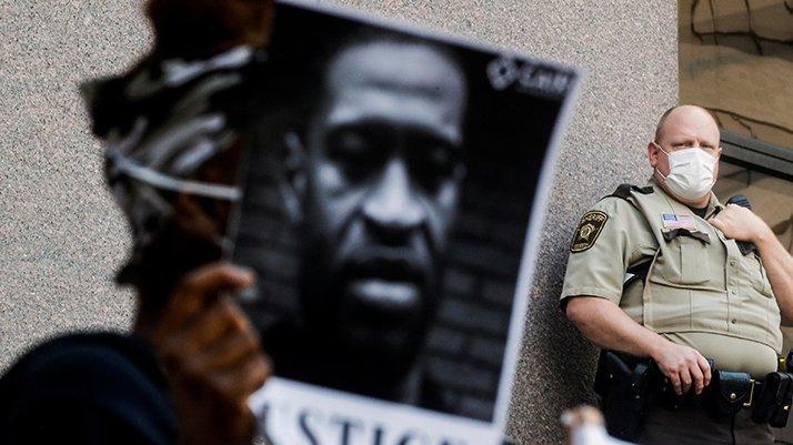 George Floyd'un arkadaşı eski NBA oyuncusu Stephen Jackson: 'Onun ölümü dünyayı değiştirdi'