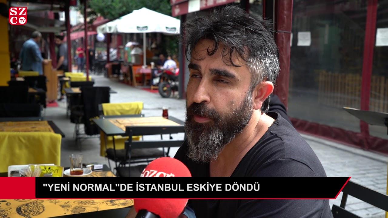 "İstanbul'un korkutan ""Yeni Normal""i"