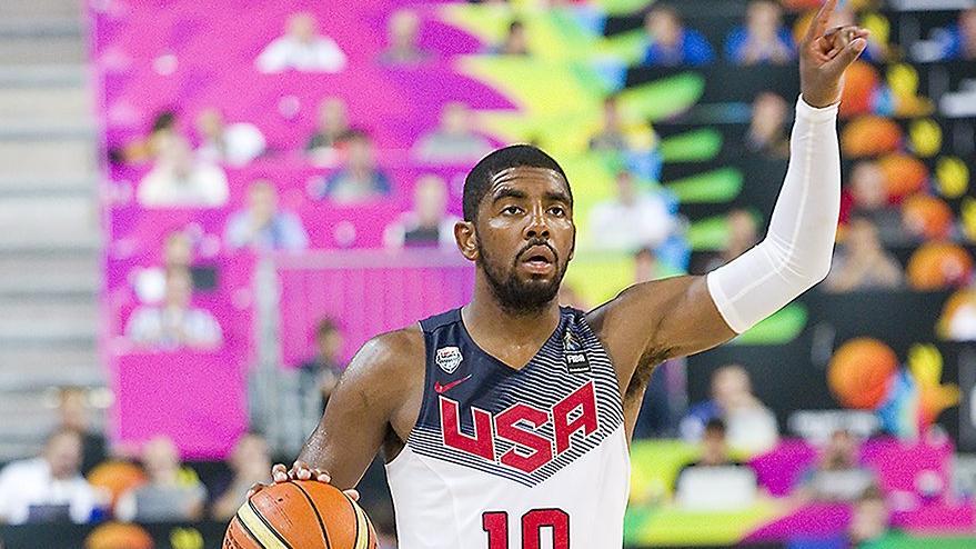 Kyrie Irving çıldırdı! NBA'ye karşı kendi ligleri…