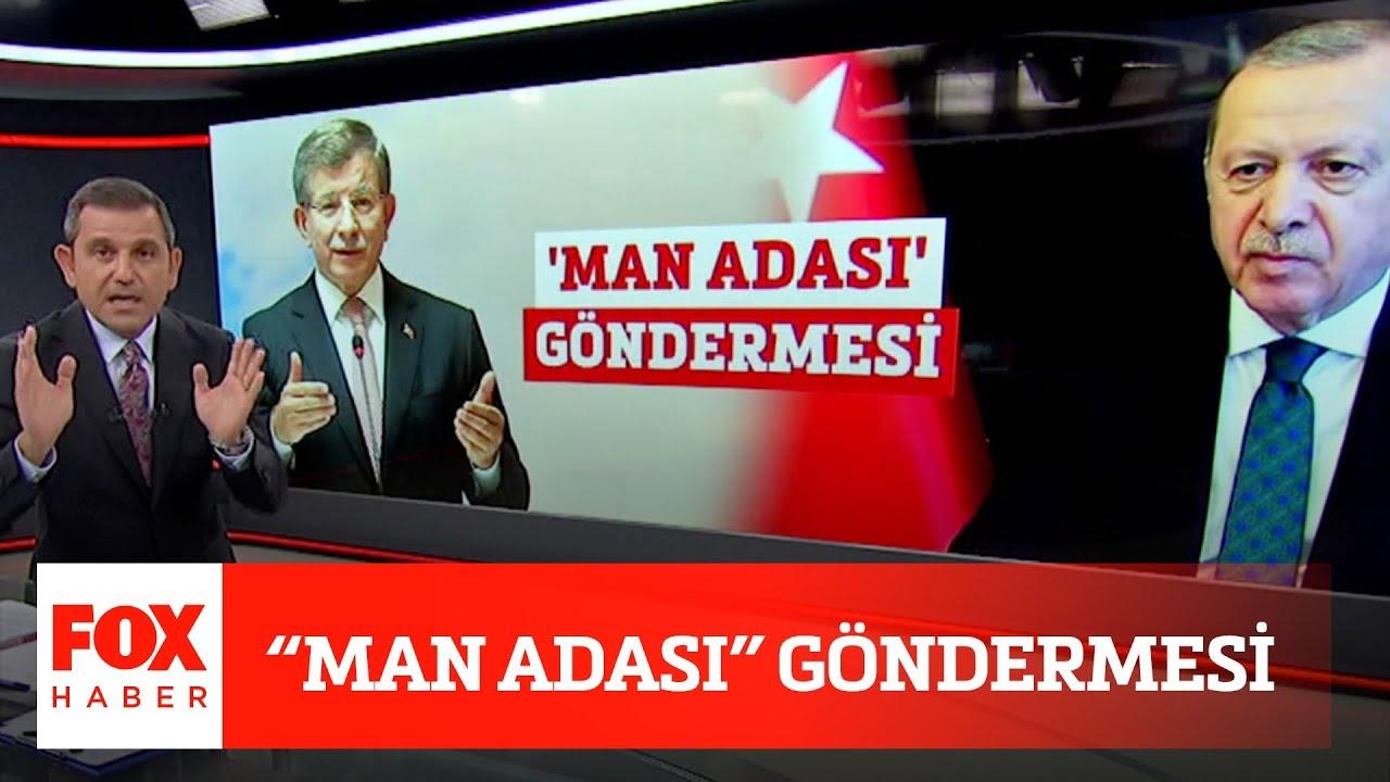 """""""Man Adası"""" göndermesi… 2 Haziran 2020 Fatih Portakal ile FOX Ana Haber"""