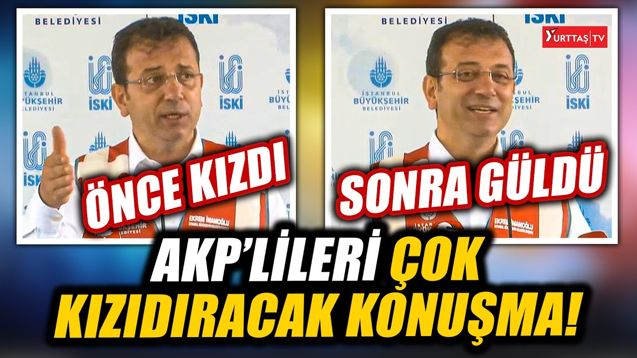 İmamoğlu'ndan çok sert kanal İstanbul çıkışı: Büyük bir felaket için İstanbul'u hazırlıyorsunuz!