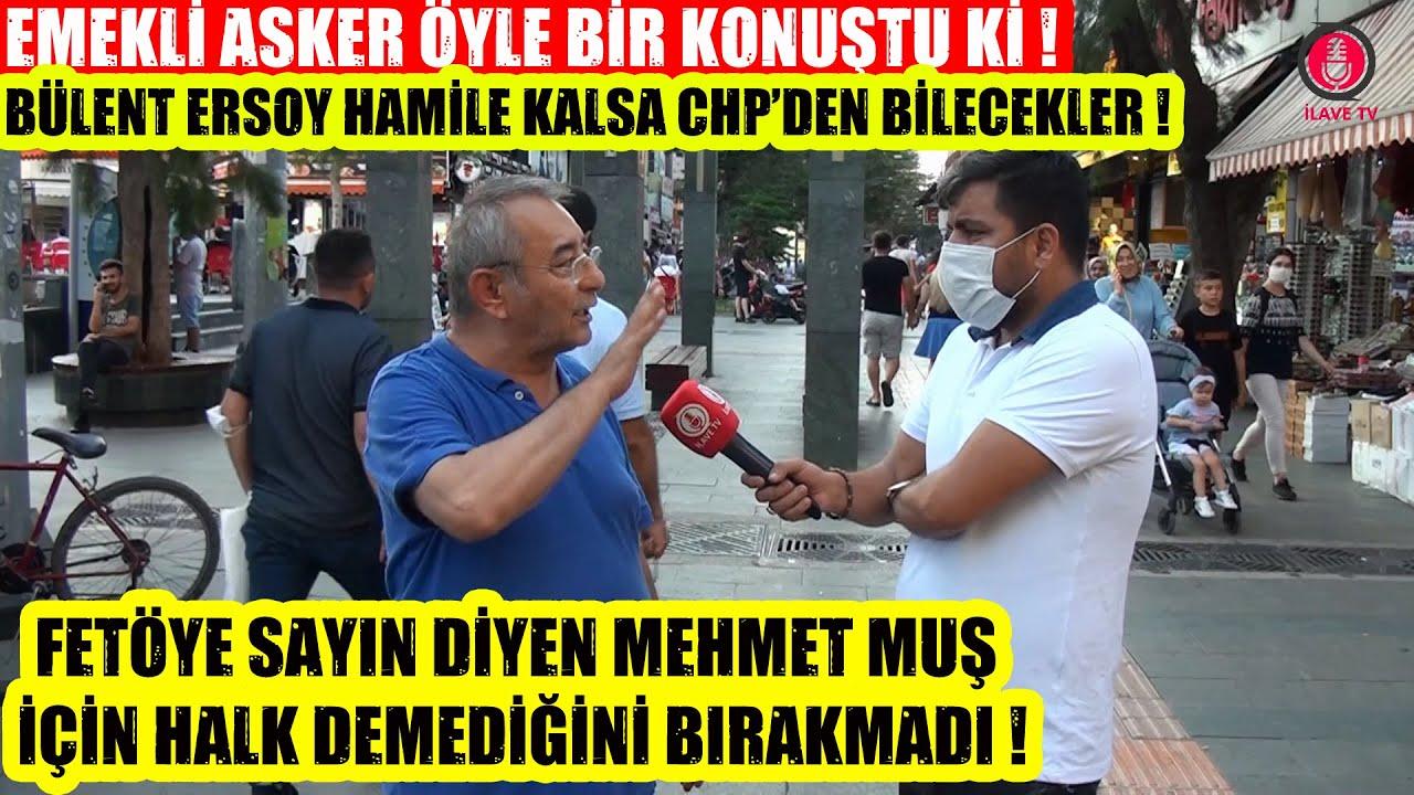FETÖ ye Sayın Diyen AKP'li Mehmet Muş'a Halk Demediğini Bırakmadı !