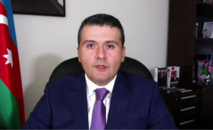 Azerbaycan Başkonsolosu Nasimi Agayev