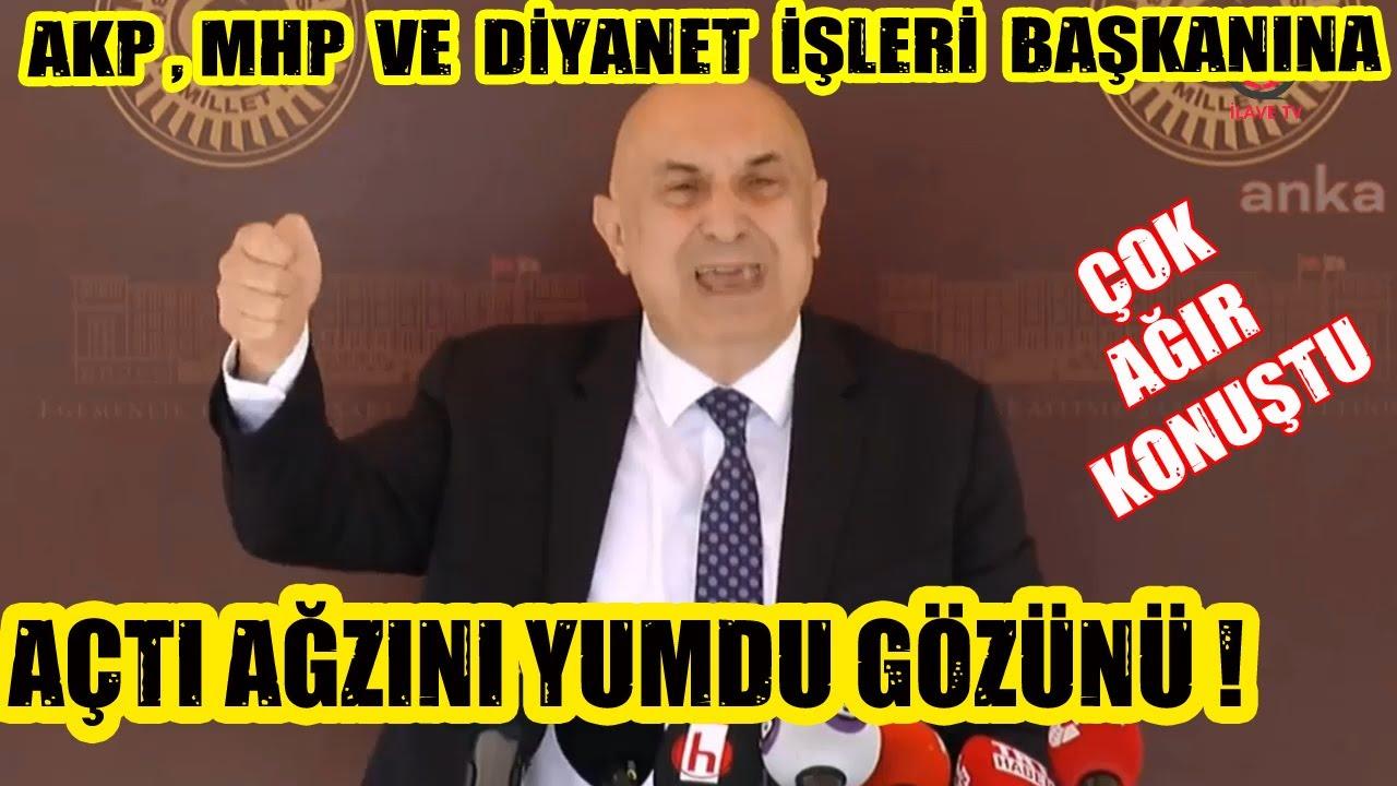 Engin Özkoç AKP, MHP ve Ali Erbaş'a Açtı Ağzını Yumdu Gözünü !