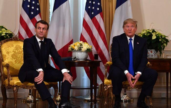 ABD, Fransa'ya ilave yüze 25 gümrük vergisi uygulayacak