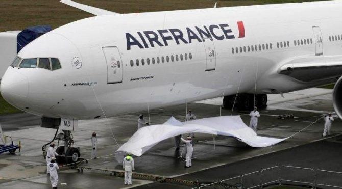 Air France 7580 kişi çıkaracak