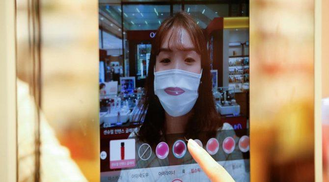 Kozmetik sektöründe yeni çözüm: AR aynası