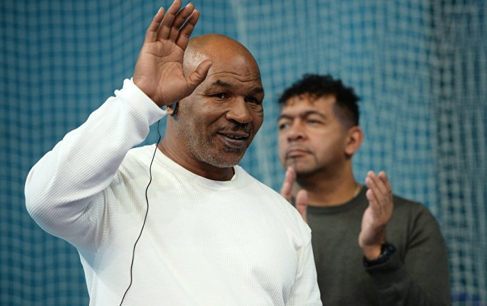 Mike Tyson ringlere geri dönüyor