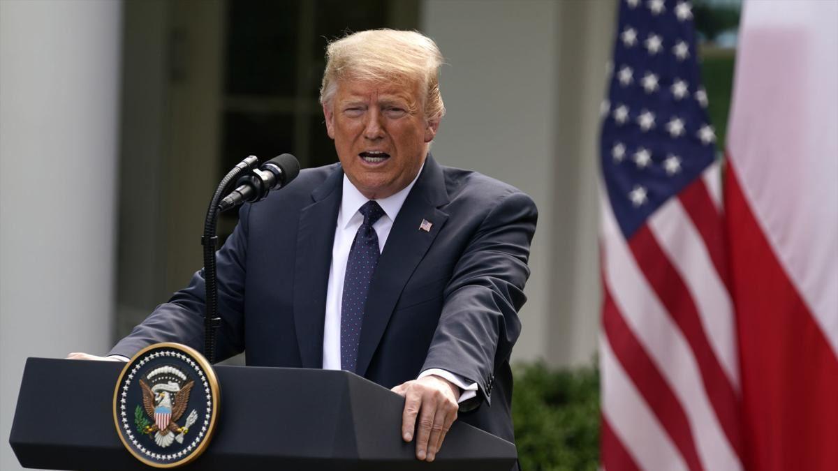 Trump'tan Savunma Bütçesi Tasarısını Veto Tehdidi
