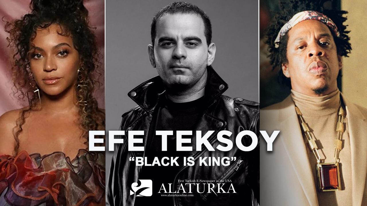 """Beyonce'den Çığır Açacak Bir Film-Albüm Projesi: """"Black is King"""""""