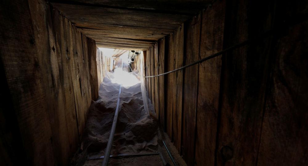 Meksika sınırında 'ABD tarihinin en ileri teknolojili tüneli' bulundu: Kimlerce ve ne amaçla yapıldığı araştırılıyor