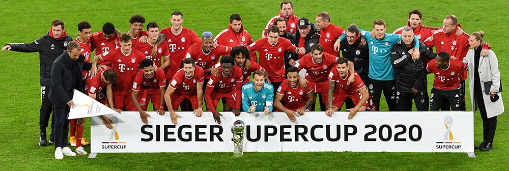 Bayern Münih 5. kupasını kazandı! Sırada rekor kupası var