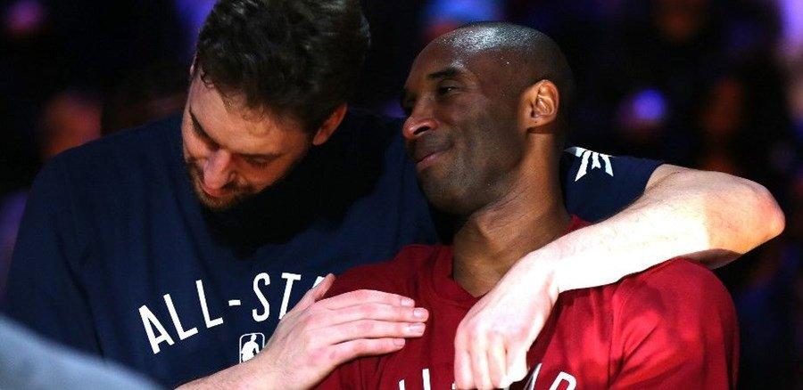 Pau Gasol yeni doğan kızına Kobe Bryant'ın Gianna'sının adını verdi