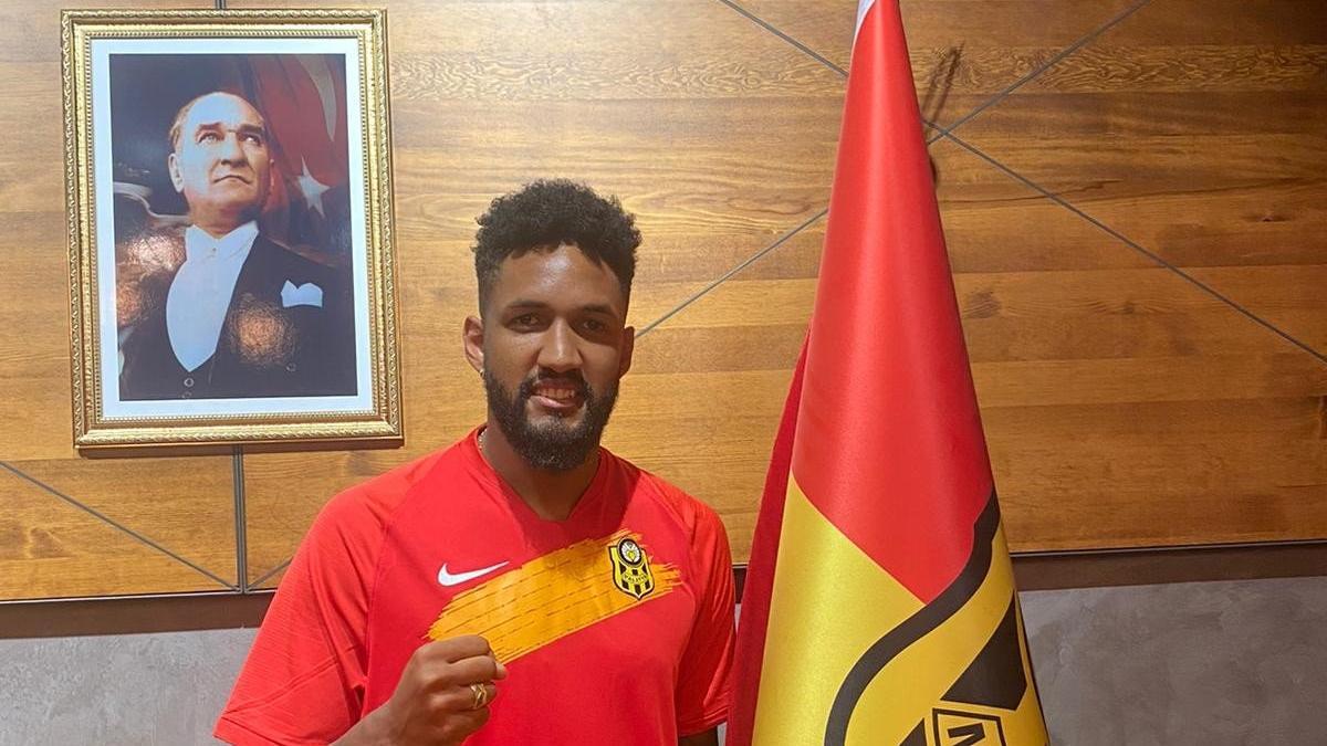 Yeni Malatyaspor, Lazio'dan Wallace'ı transfer etti