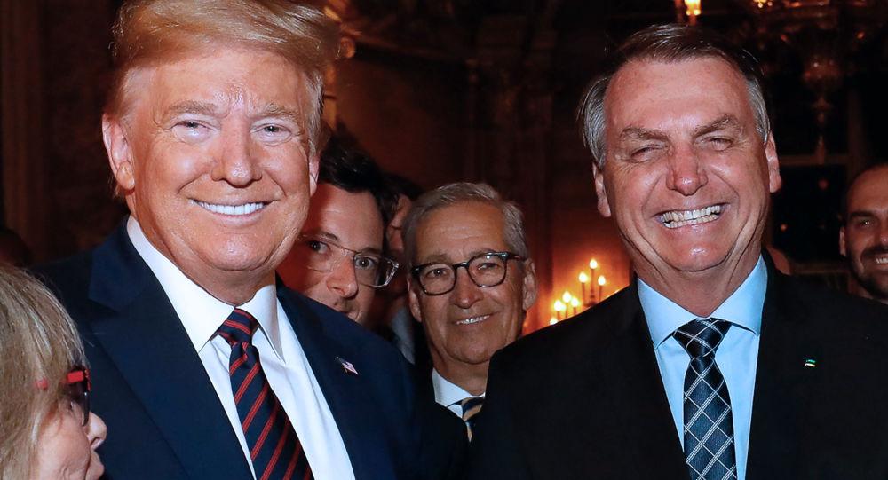 'Brezilyalı Trump' olarak anılan Brezilya lideri Bolsonaro, ABD'deki seçimlerde usulsüzlük yapıldığını iddia etti