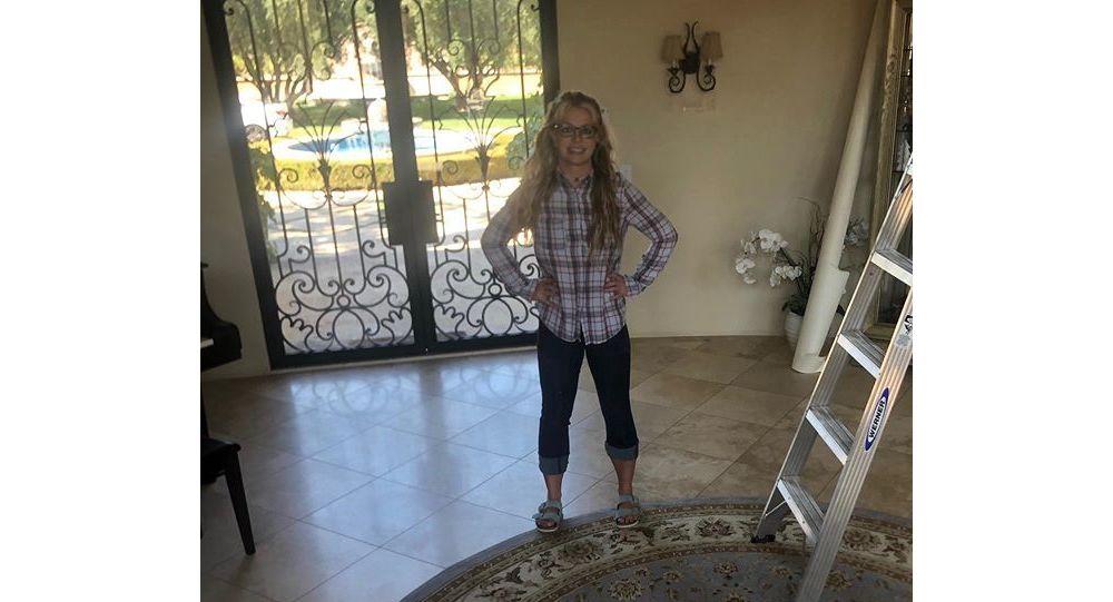 Britney Spears'den rest: Babamın vasiliği kalkmadıkça şarkı söylemeyeceğim