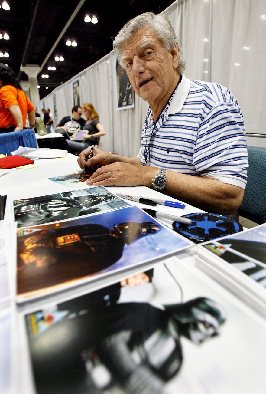 Son dakika… Yıldız Savaşları serisinin ünlü oyuncusu David Prowse yaşamını yitirdi