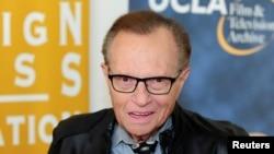 Efsane Sunucu Larry King Hayatını Kaybetti