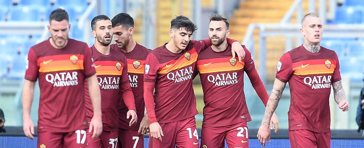 Roma nefes kesen maçta son dakika golüyle kazandı