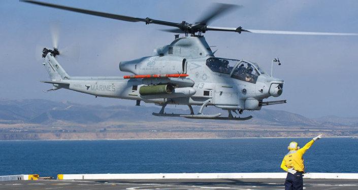 ABD'nin Alabama eyaletinde bir askeri helikopter kaza geçirdi