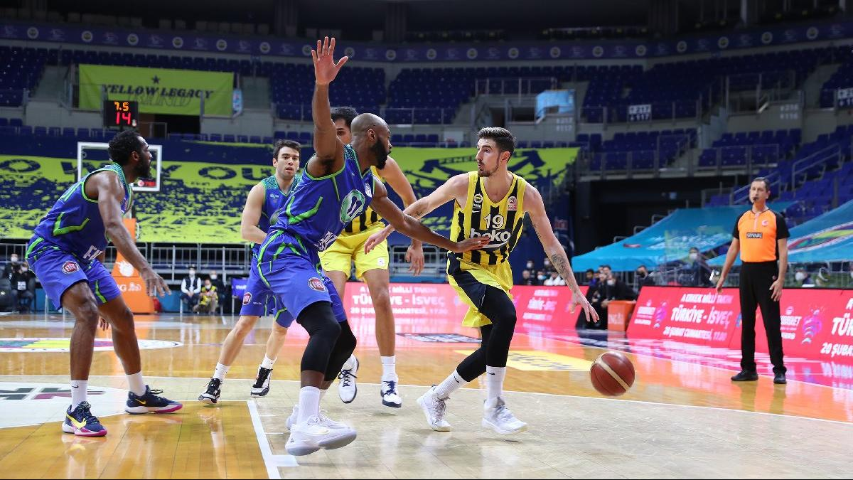 MAÇ SONUCU   Fenerbahçe Beko 81-84 TOFAŞ