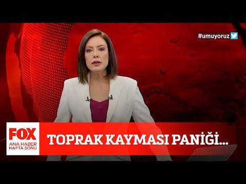 Toprak kayması paniği… 17 Nisan 2021 Gülbin Tosun ile FOX Ana Haber Hafta Sonu
