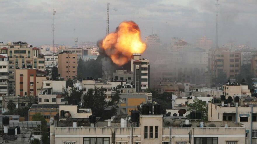 AB'den İsrail-Filistin arasında ateşkes çağrısı