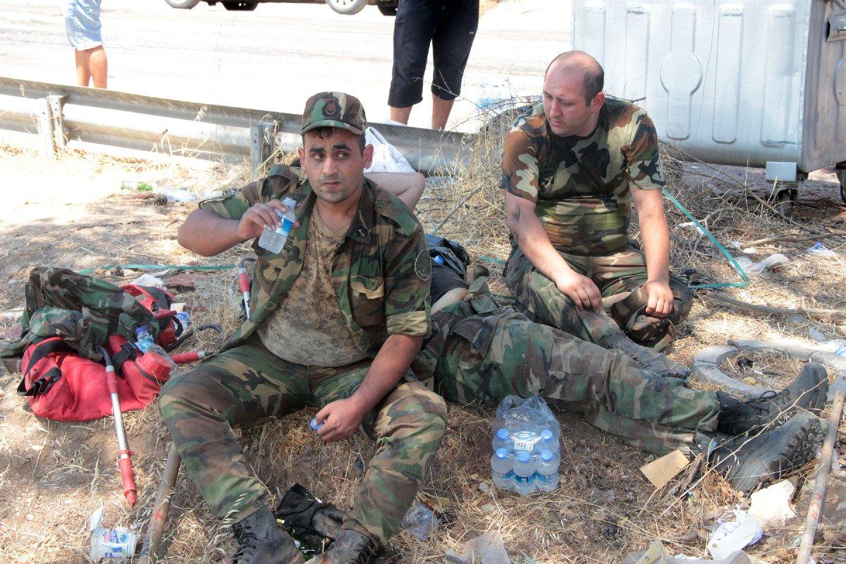 Alevlerle mücadeleye 'Gardaş' desteği