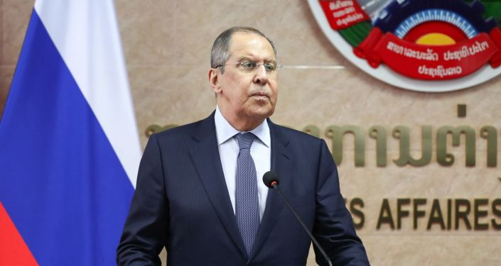 Lavrov: ABD'nin oluşturduğu baskıya kararlılıkla karşı koyacağız