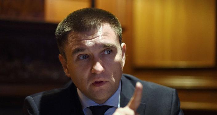 Eski Ukrayna Dışişleri Bakanı Klimkin: Biden ihanetle suçlanmamalı