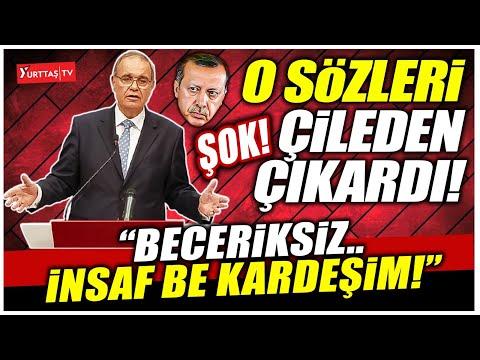 Erdoğan'ın sözleri Faik Öztrak'ı çileden çıkardı! 'Beceriksiz.. İnsaf be kardeşim!'