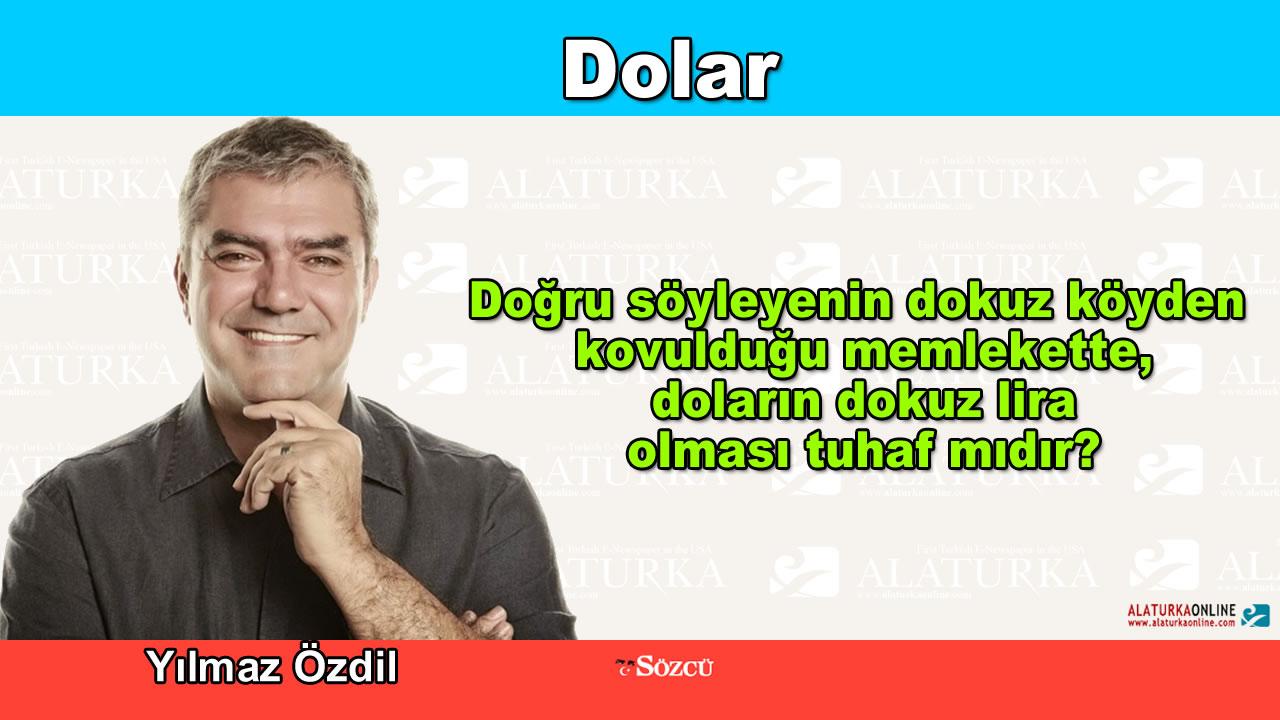 Dolar – Yılmaz Özdil