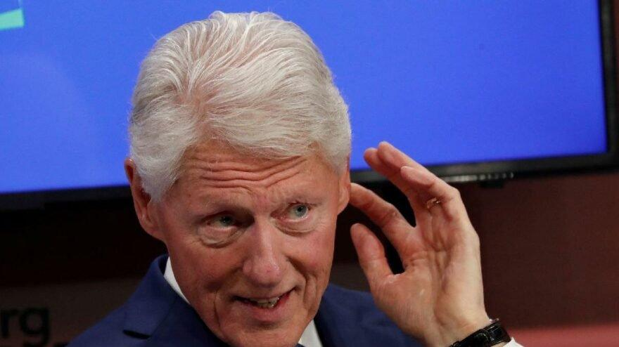 Bill Clinton hastaneden taburcu edildi