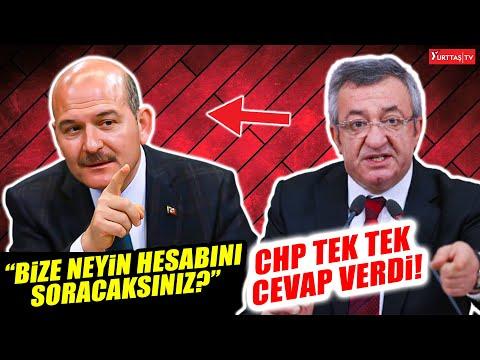 """Engin Altay """"Bize neyin hesabını soracaksın Kılıçdaroğlu"""" diyen Süleyman Soylu'ya yanıt verdi!"""