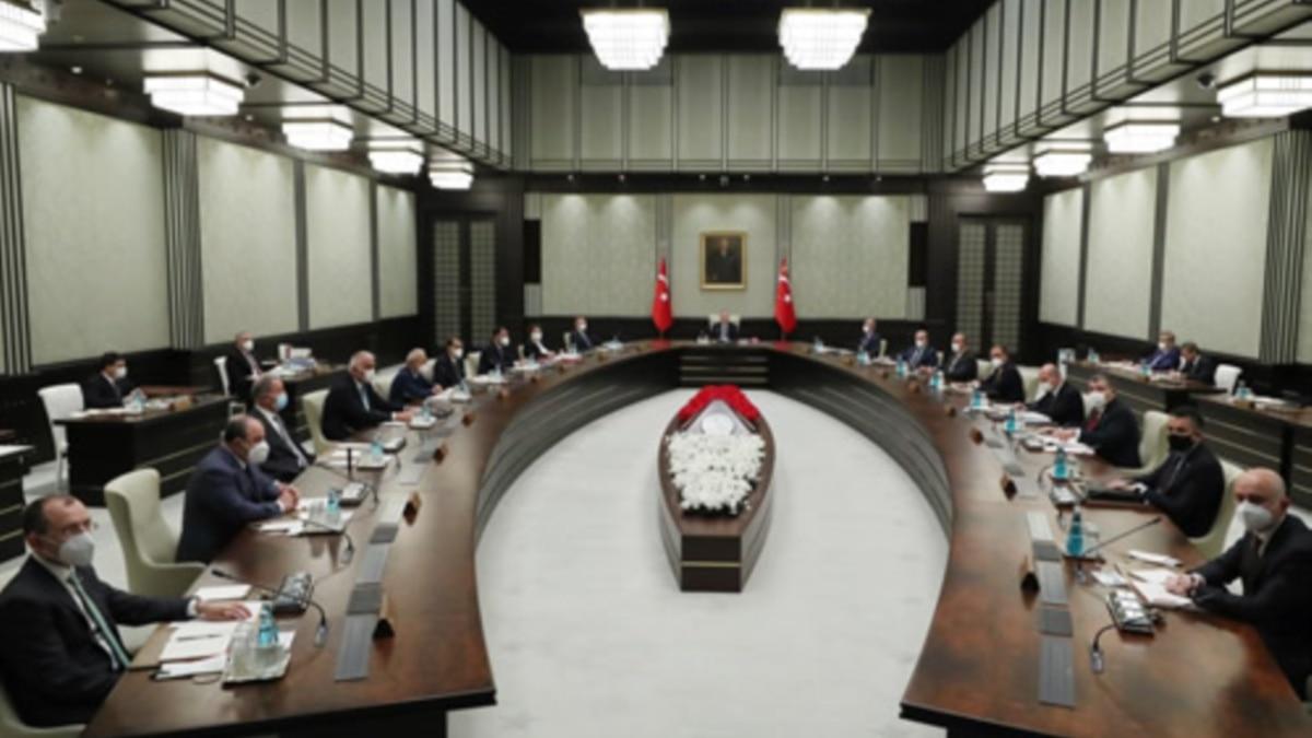 Kabine İstenmeyen Büyükelçiler Gündemiyle Toplanıyor